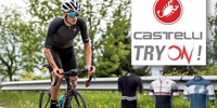 Castelli TRY on ! 2019 SS
